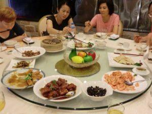Die chinesische Küche bietet für jeden Etwas