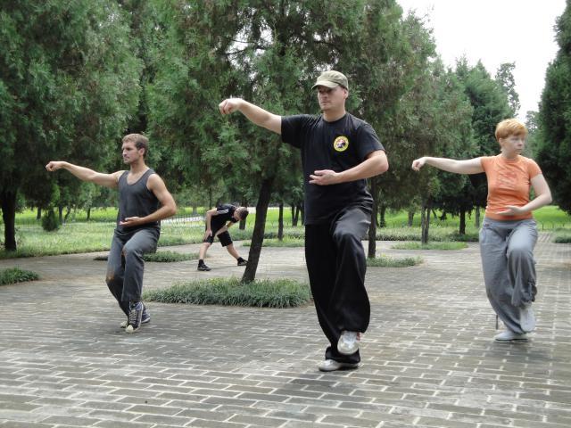 Bewegung zwischen Yin und Yang
